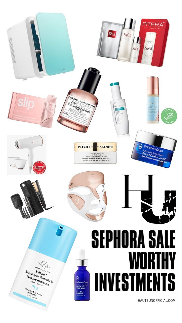 Worthy Investments Of The Sephora Sale Haute Unofficial In 2020 Sephora Sale Sephora Makeup Hacks Tutorials