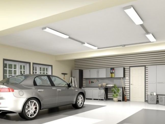Best 25 Led Garage Lights Ideas On Pinterest Workbench