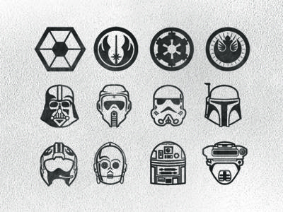 Identity theft must be a snap in a galaxy far far away...