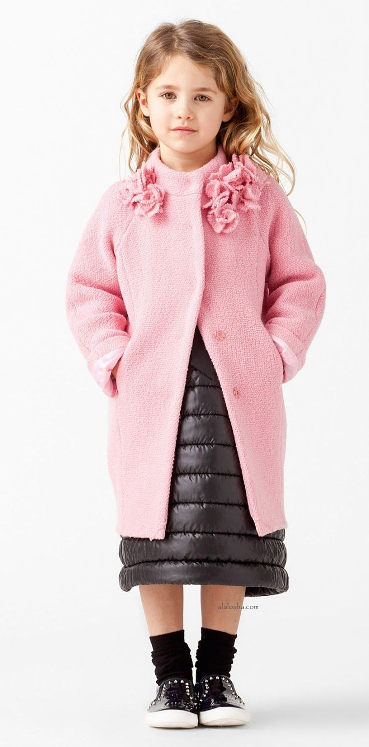 ALALOSHA: VOGUE ENFANTS: Fashion Alert! Ermanno Scervino FW15