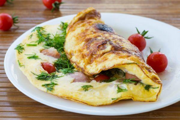 Alle dagen omelet - als vegetariër in het buitenland