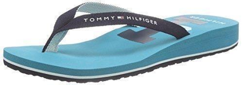 Oferta: 27.37€. Comprar Ofertas de Tommy HilfigerINT-M1285ONIK 13D - Zapatos de playa y piscina  Mujer , color Multicolor, talla 40 UE barato. ¡Mira las ofertas!