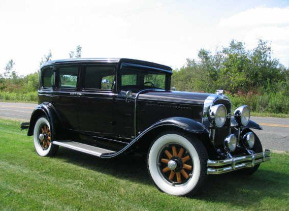 Buick Model 57