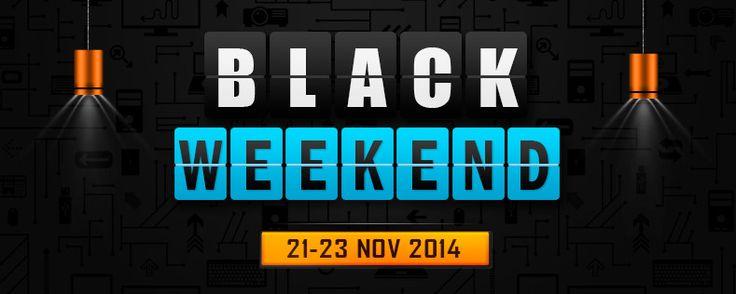 21 - 23 Noiembrie Black Friday la Interlink. Reduceri substantiale la toate produsele din stoc. http://www.interlink.ro/