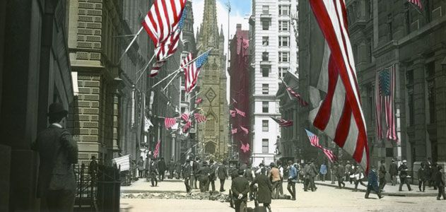 Wall Street_The Financial Panic of 1907: Running from History. We still have not learned our lessons!