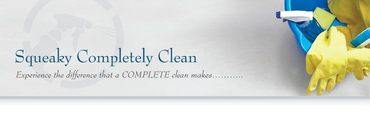 Squeaky Clean home cleaning