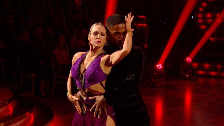 Simon Webbe & Kristina Argentine Tango to 'El Tango De Roxanne' - Strictly Come Dancing Finals: 2014 - BBC