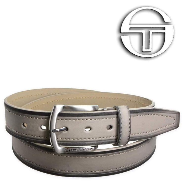 Cintura uomo Sergio Tacchini Sfumatura Grigia 115 cm - fusto da 4 cm