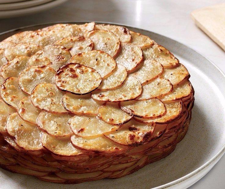 Кулинарное искусство: Французский рецепт, покоривший мир своей простотой и необычайным вкусом! Картофель «Буланжер» ...
