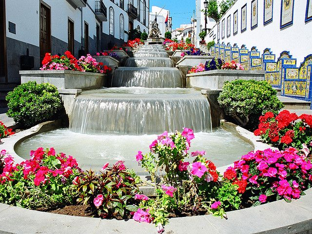 Firgas, Gran Canaria - Paseo de Gran Canaria | Flickr - Photo Sharing!