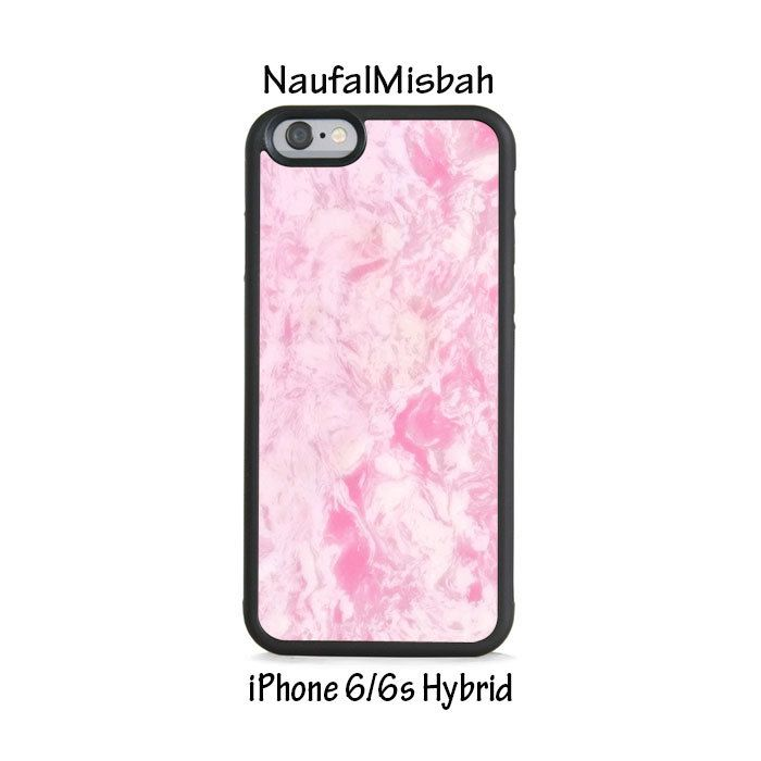 Pink Marble iPhone 6/6s HYBRID Case