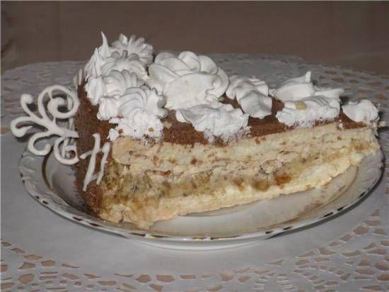"""торт """"Грильяжный"""""""