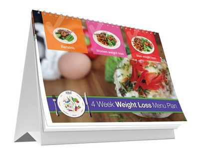 Portion Perfectioners.. we have exciting news to announce!  Your '4 Week Weight Loss Menu Plan' is here and in stock today, available for online and in store purchasing! We hope that this new addition to Portion Perfection helps you in achieving your goals!  To purchase a planner or to see a 3-page preview, follow the link below.  We look forward to hearing your feedback!