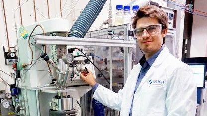 Wasserstoff soll in Öl gespeichert werden