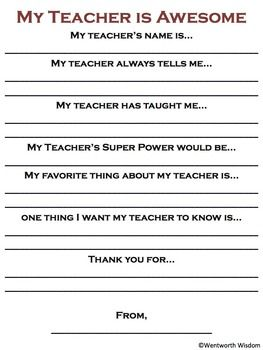 Best Images About Teacher Appreciation Signs On   End