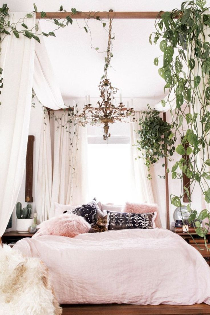51 Bohemian Chic Bedroom Decor Ideas Romantic Bedroom Decor