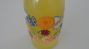 That's a great recipe for homemade lemon juice via ftiaxto.gr (in Greek)_Εξαιρετική κι εύκολη συνταγή για σπιτική λεμονάδα!cheers!