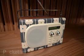 Pure DAB radio.
