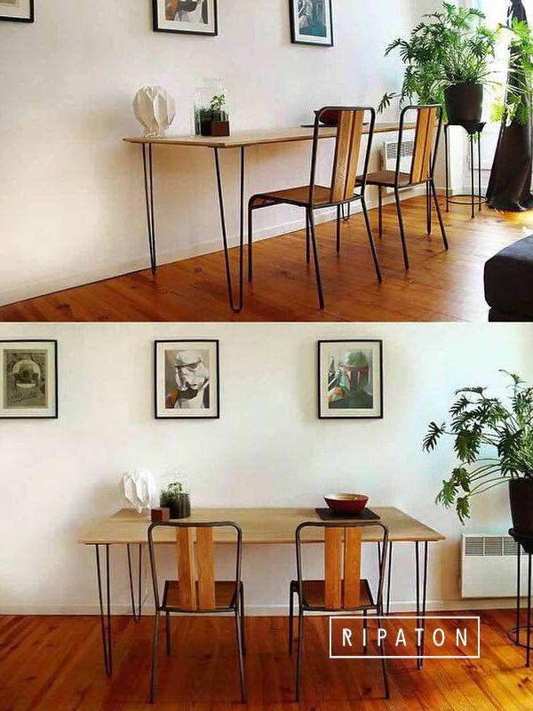 87 best Tables hautes \ Tables à manger images on Pinterest