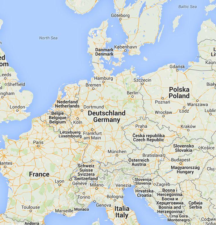 Aree di sosta Camper Germania | Campercontact