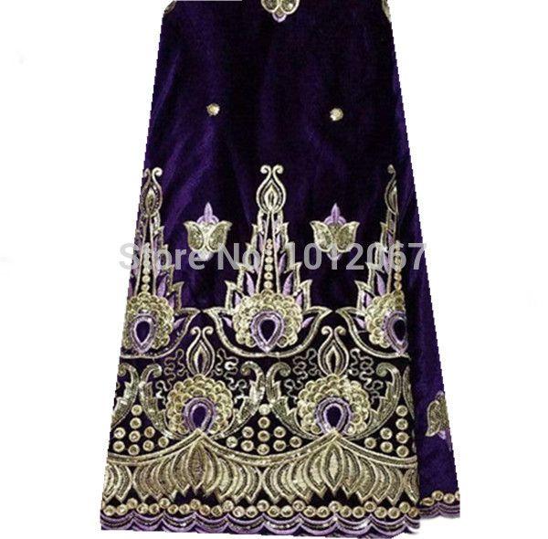 Купить товар( 5 yards / lot ) ml16 4! Фиолетовый + золото довольно цветок мягкий французский бархат замечательный французский шелк бархат кружево в категории Кружевона AliExpress.                                 Добро пожаловать в африканских воск ткани, текстиль Mall