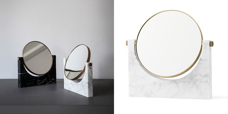Pepe Marble Mirror by Studiopepe at IMM Cologne 2015 | Yellowtrace