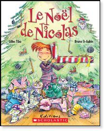 Noël approche et Nicolas est très impatient! Lui et ses amis ont envoyé leur liste au père Noël. Peu importe le cadeau, il faut que ce soit ...