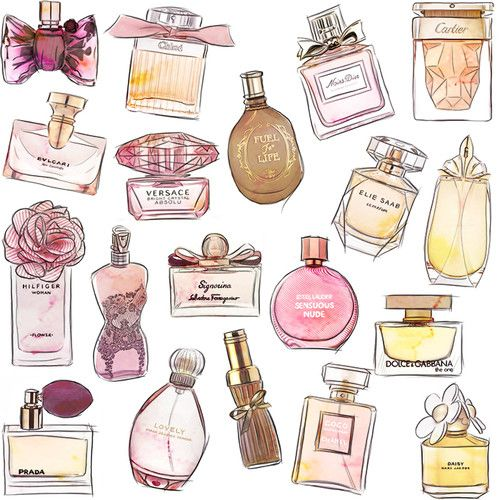 プチ・エレガントな香水瓶モチーフがネイル女子たちの間で大人気♡