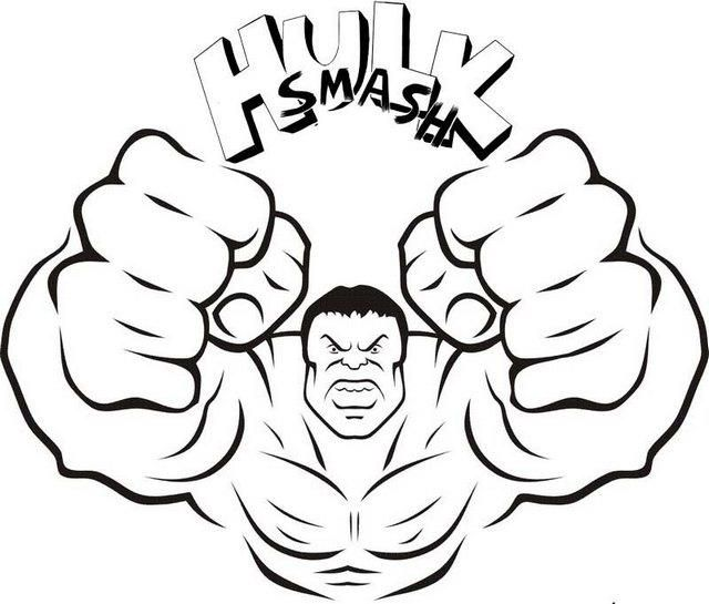 Incredible Hulk Coloring Pages Free Download The Hunk Superhero In All Hulk Coloring Pages Cartoon Coloring Pages Halloween Coloring Pages