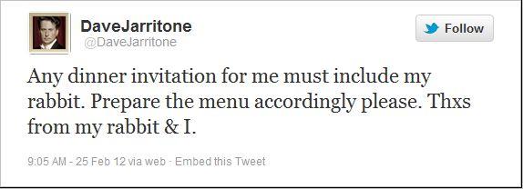 Dave Jarritone #quote