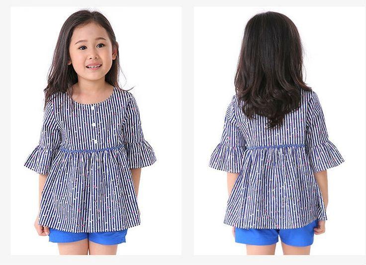 Resultado de imagen para blusas de niña de 10 años moda 2015