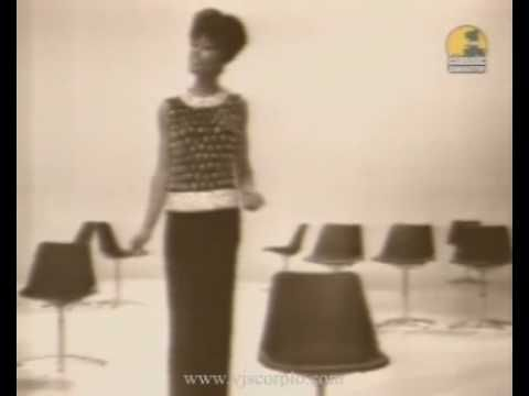 """The original vocal muse of Bucharach & David - Dionne Warwick & the inimitable """"Walk on By"""". [It was recorded at the same December 1963 session that yielded """"Anyone Who Had a Heart"""", which, in 1964, became Warwick's second Top Ten hit. Released in April of that year, """"Walk on By"""" became a landmark single, reaching #6 on the U.S. Billboard Hot 100. [Wikipedia]]"""