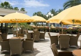 Hotel Bitácora Tenerife cafe