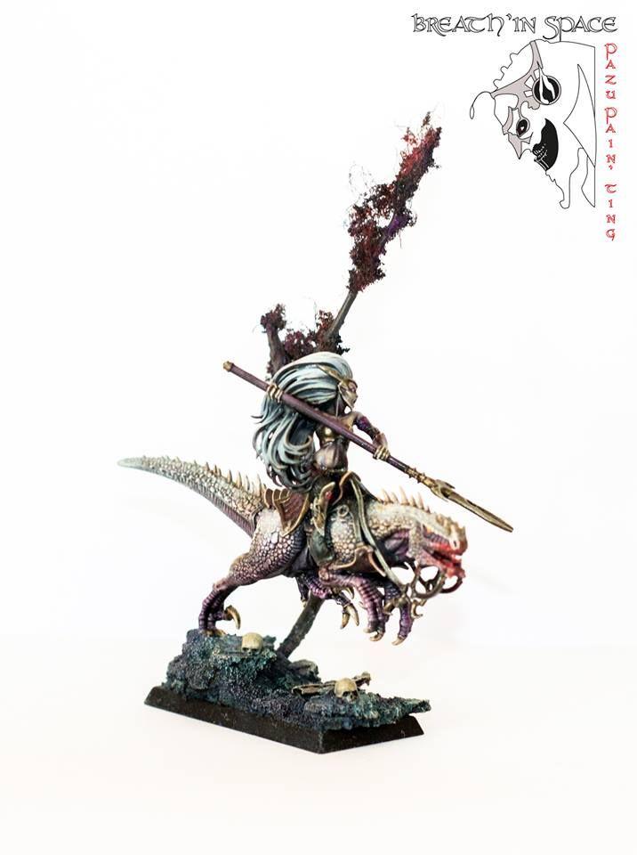 Dark Elves #darkelves #warhammer #whfb #darkelf #witchelves #coldone