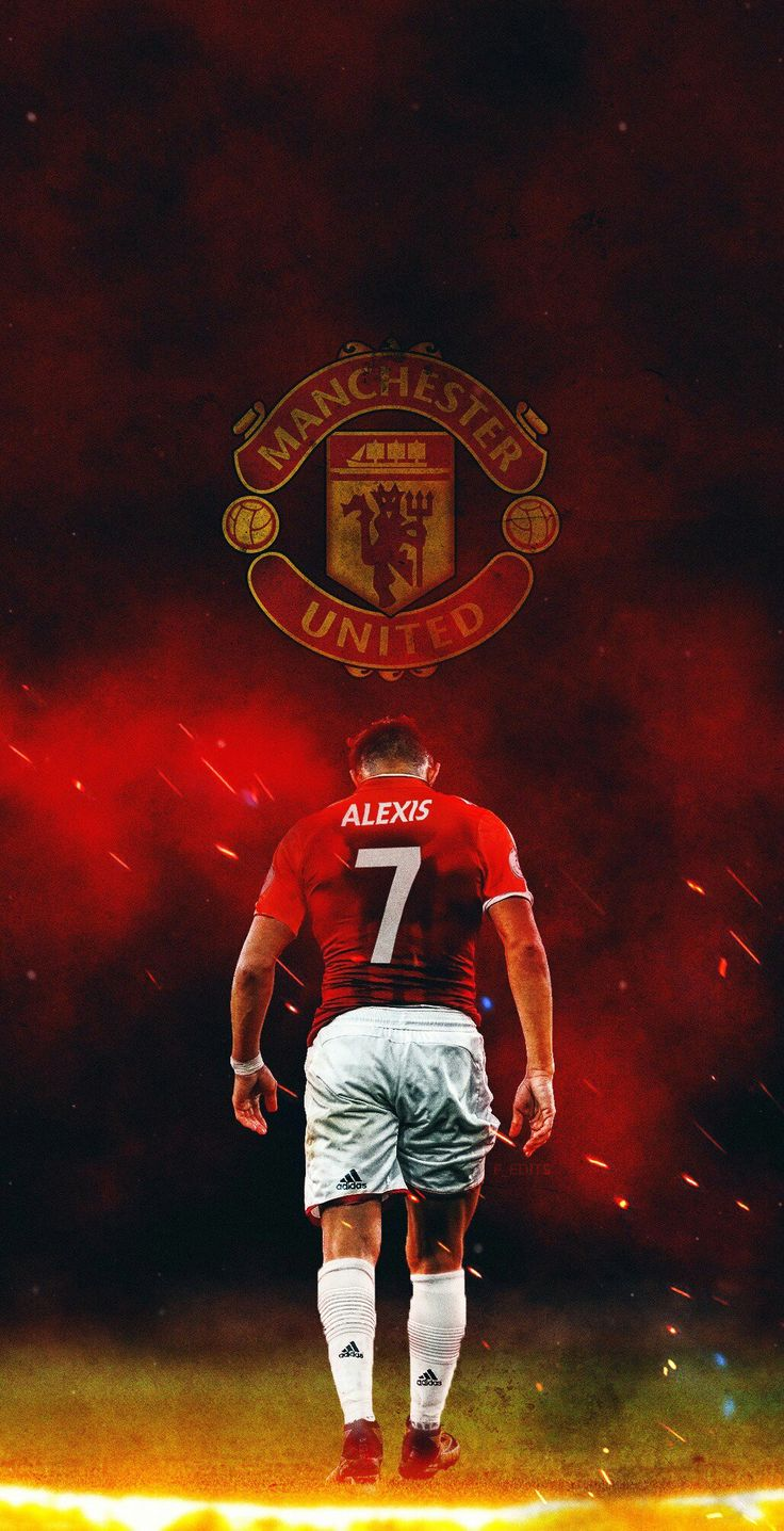 Welcome to Manchester United  Alexis Sanchez.