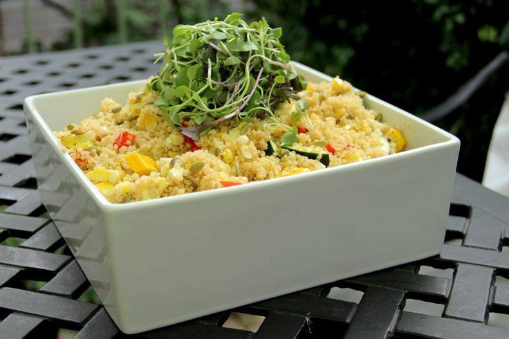 Recipe - Summer Quinoa Salad
