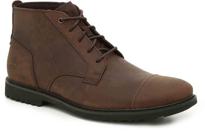 Timberland Lafayette Cap Toe Boot - Men