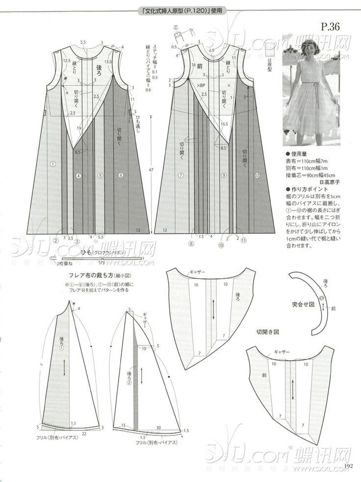 stb2014  #sewing #dressmaking #patternmaking