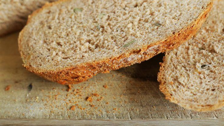 Sörös félbarna kenyér