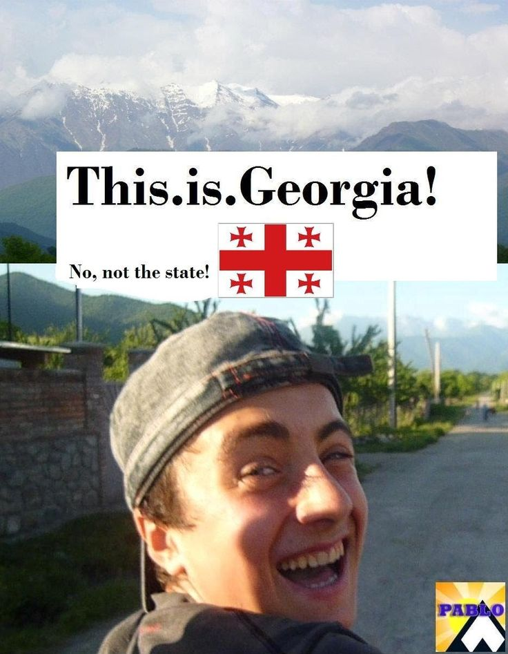 This is Georgia! - Documentary
