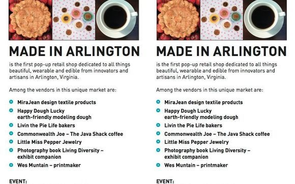 Today at 11am - Made In Arlington