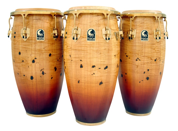 image detail for congas and bongos feature a true natural look of maple wood bongos. Black Bedroom Furniture Sets. Home Design Ideas