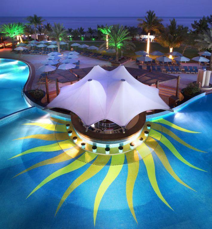Отель Le Meridien Al Aqah Beach Resort 5* (Фуджейра). Описание, расположение, фотографии, отдых и туры в отель Le Meridien Al Aqah Beach Resort 5* в 2016 году от туроператора АРТ-ТУР