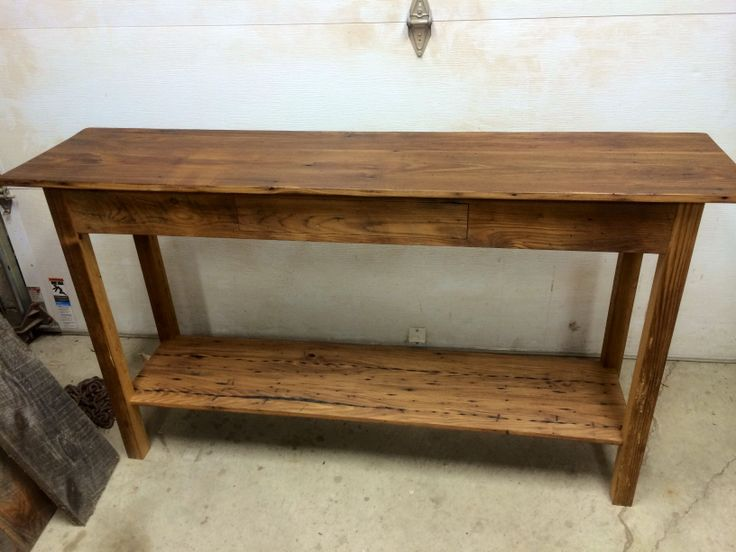 best  about Reclaimed Barn Wood Furniture on Pinterest