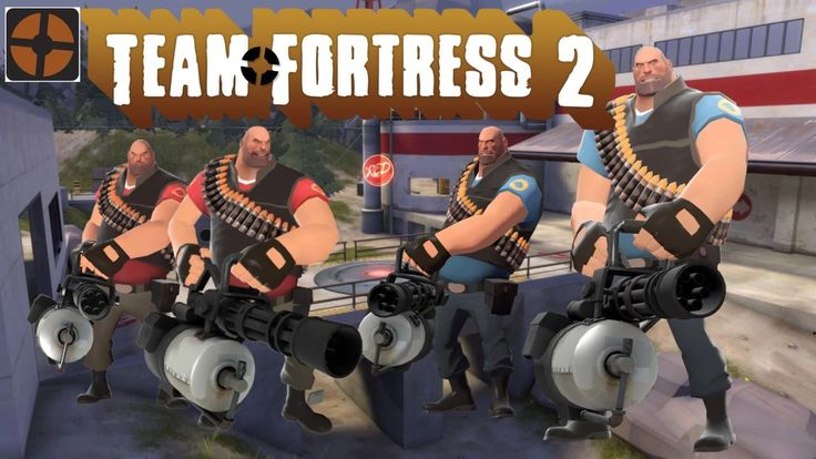 Team Fortress 2 - Heavy Gameplay #1 #games #teamfortress2 #steam #tf2 #SteamNewRelease #gaming #Valve