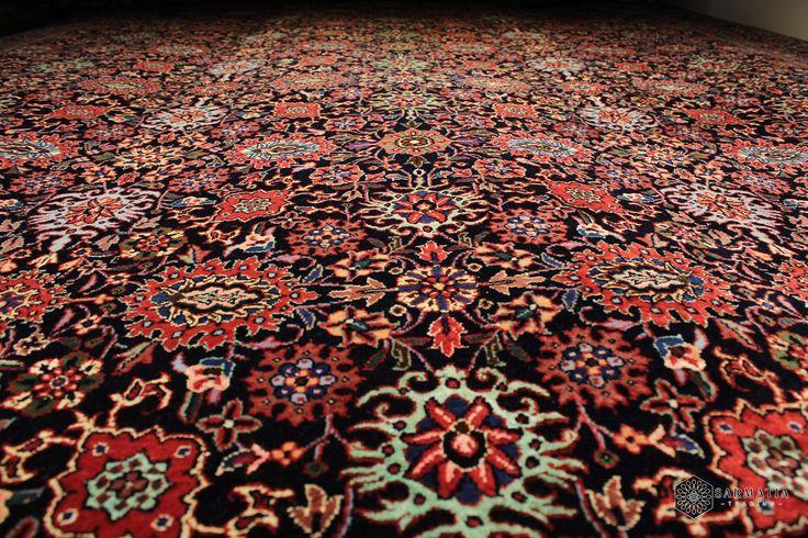 Dywany irańskie w salonie Sarmatia Trading
