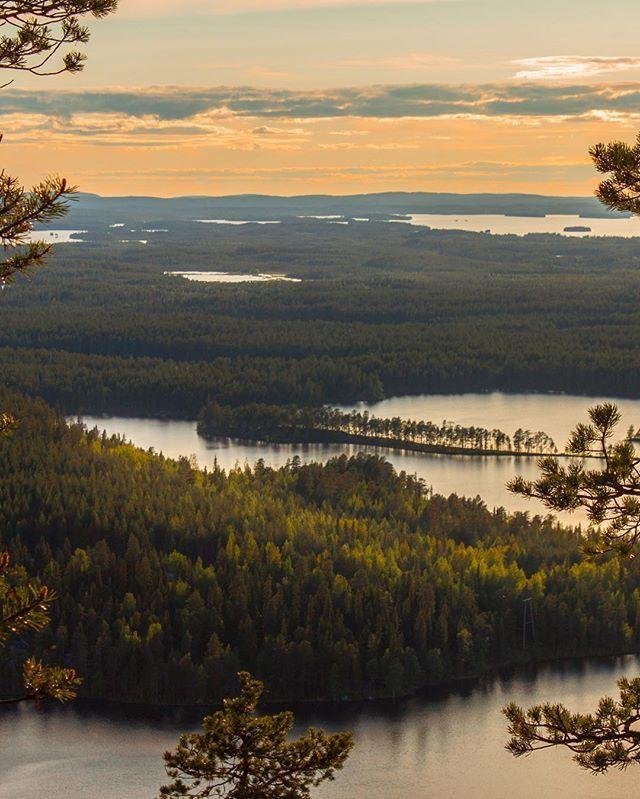 Kuusamo. Finland.
