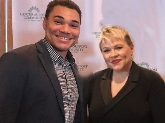 McKylin Rowe son of Veteran ESPN reporter Holly Rowe, who was initially diagnosed with cancer in 2015; in 2017, said her cancer has recurred and spread.