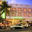 Avalon Hotel Miami Beach £104/nt seafront (restaurant)