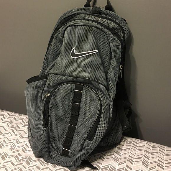 Basically new Nike mesh backpack/gym bag Pretty much brand new bag... Used once! Nike Bags Backpacks
